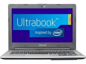 """ASUS S46CA-FS51-CB Intel Core i5 8GB Memory 750GB HDD 24GB SSD 14"""" Ultrabook Windows 8 64-Bit"""