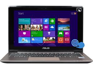 "ASUS S200E-RB91T-CB Intel Pentium 4GB Memory 500GB HDD 11.6"" Touchscreen Ultrabook Windows 8"