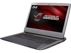 "ASUS ROG G752VY-DH78K Gaming Laptop Intel Core i7 6820HK (2.70 GHz) 64 GB Memory 1 TB HDD 512 GB (PCIEG3x4) SSD NVIDIA GeForce GTX 980M 8 GB GDDR5 17.3"" Windows 10 Home 64-Bit"