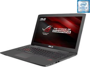 "ASUS ROG GL752VW-DH71 17.3"" Intel Core i7 6th Gen 6700HQ (2.60 GHz) NVIDIA GeForce GTX 960M 16 GB Memory 1 TB HDD Windows 10 Home 64-Bit Gaming Laptop"