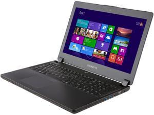 "GIGABYTE P35K-CF1 Gaming Laptop Intel Core i7-4700HQ 2.4GHz 15.6"" Windows 8"