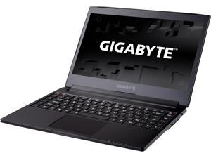 "GIGABYTE Aero 14Wv7-BK4 14.0"" 3K/QHD IPS Quad Core Intel Core i7-7700HQ (2.80 GHz) NVIDIA GeForce GTX 1060 512 GB M.2 SATA SSD 16 GB Memory Windows 10 Home 64-Bit Gaming Laptop (Black)"