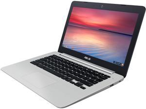 "ASUS C301SA-DS02 Chromebook Intel Celeron N3160 (1.60 GHz) 4 GB Memory 16 GB eMMC SSD 13.3"" Chrome OS"