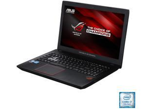 "ASUS ROG GL553VD-DS71 15.6"" Intel Core i7 7th Gen 7700HQ (2.80 GHz) NVIDIA GeForce GTX 1050 16 GB Memory 1 TB HDD ..."