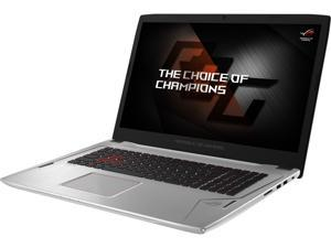 "ASUS ROG GL702VS-DS74 17.3"" Intel Core i7 7th Gen 7700HQ (2.80 GHz) NVIDIA GeForce GTX 1070 16 GB Memory 512 GB SSD 1 TB HDD Windows 10 Home 64-Bit Gaming Laptop"