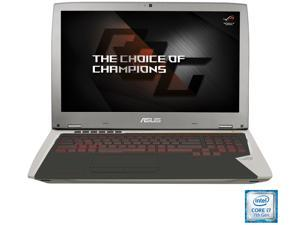"ASUS ROG G701VI-XS72K 17.3"" Intel Core i7 7th Gen 7820HK (2.90 GHz) NVIDIA GeForce GTX 1080 32 GB Memory 512 GB SSD Windows 10 Pro 64-Bit Gaming Laptop"
