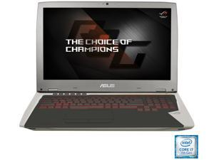"ASUS 17.3"" G701VI-XS78K Intel Core i7 7th Gen 7820HK (2.90 GHz) NVIDIA GeForce GTX 1080 64GB Memory 1 TB SSD Windows 10 Pro 64-Bit Gaming Laptop"