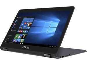 "ASUS Zenbook Flip UX360CA-AH51T Intel Core i7 7th Gen 7Y74 (1.20 GHz) 8 GB Memory 512 GB SSD 13.3"" Touchscreen 1920 x 1080 2-in-1 Laptop Windows 10 Home 64-Bit"