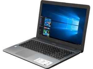 "ASUS Laptop VivoBook X541UA-DH51 Intel Core i5 7th Gen 7200U (2.50 GHz) 8 GB DDR4 Memory 1 TB HDD Intel HD Graphics 620 15.6"" Windows 10 Home 64-Bit"