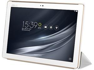 "ASUS ZenPad 10 Z301MF-A2-WH MTK MT8163A (1.50 GHz) 2 GB Memory 16 GB eMMC 10.1"" 1920 x 1200 Tablet Android 7.0 (Nougat) Pearl White"