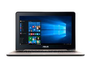 ASUS Transformer Book TP200SA-DH01T 11.6 inch display, Thin and Lightweight 2-in-1 Full HD Touchscreen Laptop, Intel Celeron 2.48 GHz Processor, 4GB RAM, 32GB eMMC Storage, Windows 10 Home