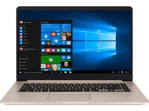 "ASUS VivoBook S510 15.6"" Full HD Thin and Portable Laptop, Intel Core i7-8550U 1.8 GHz Processor, NVIDIA GeForce MX150 2 GB, 8 GB DDR4 RAM, 256 GB M.2 SSD + 1 TB HDD, Windows 10 Signature Edition"