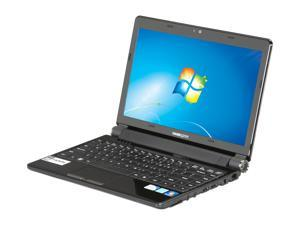 "Hannspree SN12E24B7P Intel Pentium SU4100 Dual Core 1.3GHz 12.1"" Windows 7 Home Premium Notebook"