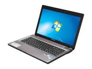 "Lenovo IdeaPad Y570 (08622KU) Intel Core i7-2630QM 2.00GHz 15.6"" Windows 7 Home Premium 64-bit Notebook"