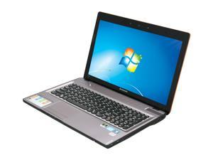 "Lenovo IdeaPad Y570 (08622MU) 15.6"" Windows 7 Home Premium 64-bit Notebook"