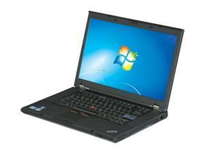 """ThinkPad T Series T520 (4239L65) Intel Core i5-2520M 2.5GHz 15.6"""" Windows 7 Professional 64-Bit Notebook"""