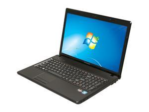 "Lenovo G575 (43835GU) AMD Dual Core E-450 1.65GHz 15.6"" Windows 7 Home Premium 64-Bit Notebook"