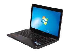 "Lenovo IdeaPad Y580 (209942U) Intel Core i7-3610QM 2.3GHz 15.6"" Windows 7 Home Premium 64-Bit Notebook"
