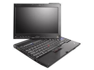 Lenovo ThinkPad X200 12.1' Tablet PC - Core 2 Duo SL9300 1.6GHz - Black