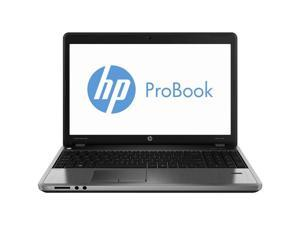 "HP ProBook 4545s (C6Z39UT#ABA) AMD A4-4300M 2.5GHz 15.6"" Windows 8 Notebook"