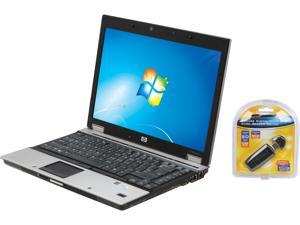 """HP 6930P Intel Core 2 Duo P8700 2.53GHz 3MB 14.1"""" Windows 7 Home Notebook"""