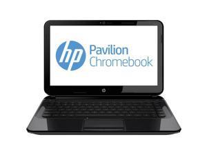 """HP Pavilion 14 D1A53UT#ABA Chromebook Intel Celeron 847 1.1GHz 14.0"""" Chrome OS"""