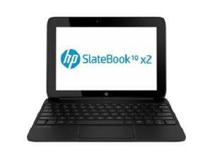 "HP Slatebook x2 10-h010nr NVIDIA Tegra 4 2GB Memory 16GB SSD 10.1"" Touchscreen Tablet Android 4.2 (Jelly Bean)"