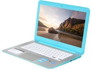 "HP 14-q020nr Chromebook Intel 4th Gen Haswell Celeron 2955U(1.40GHz) 14.0"" Chrome OS"