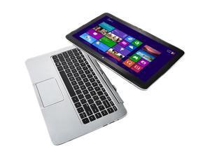 "HP Split X2 [13-g110dx] 13.3"" IPS Touchscreen Laptop & Tablet - Intel Core i5-4202Y 1.6Ghz (2.00Ghz Turbo), 4GB DDR3L RAM, 128GB SSD, Beats Audio Dual Speakers, USB 3.0, HDMI Out, HD Webcam, Windows 8"