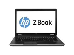 "HP ZBook 17.3"" Windows 7 Professional Notebook"