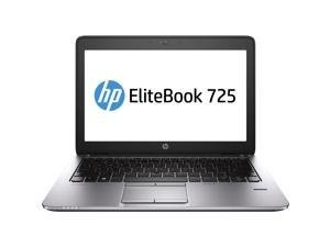 "HP EliteBook J5N82UT#ABA Notebook AMD A-Series A10 Pro-7350B (2.10GHz) 4GB Memory 180GB SSD AMD Radeon R6 Series 12.5"" Touchscreen ..."