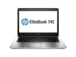 "HP EliteBook 745 G2 14"" LED Notebook - AMD A-Series A10 Pro-7350B 2.10 GHz"
