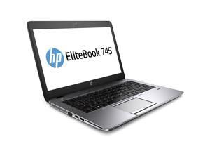 """HP EliteBook 745 G2 14"""" Notebook - AMD A-Series A10 Pro-7350B 2.10 GHz"""