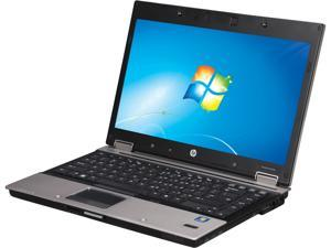 "HP EliteBook 8440P 14"" Notebook with Intel Core i7-620M 2.66GHz, 4GB RAM, 250GB HDD, DVDRW, Windows 7 Professional 64 Bit"