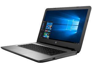 "HP Laptop 14-af110nr AMD E1-Series E1-6015 (1.40 GHz) 2 GB Memory 32 GB eMMC SSD AMD Radeon R2 Series 14.0"" Windows 10 Home"