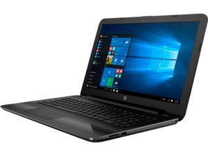 "HP Laptop 255 G5 (W0S60UT#ABA) AMD E-Series E2-7110 (1.80 GHz) 4 GB Memory 500 GB HDD AMD Radeon R2 Series 15.6"" Windows 10 Home 64-Bit"