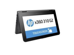 """HP x360 310 G2 Intel Pentium N3700 X4 1.60GHz 8GB 256GB SSD 11.6"""" Win8.1 (Black)"""