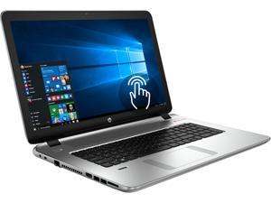 "HP ENVY 17-S013CA Intel Core i7-6700 X4 3.4GHz 16GB 2TB 17.3"" Win10,Silver(Certified Refurbished)"