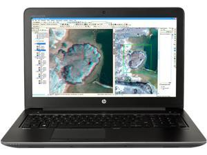 "HP ZBook 15 G3 (T6E15UTR#ABA) Mobile Workstation Intel Core i7 6th Gen 6820HQ (2.70 GHz) 8 GB Memory 256 GB SSD NVIDIA Quadro M1000M 15.6"" Windows 7 Professional 64-Bit (Downgrade From Windows 10 Pro)"