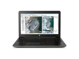 "HP ZBook 15-G3 Intel Core i7-6820HQ X4 2.7GHz 8GB 256GB 15.6"", Dark Gray (Certified Refurbished)"