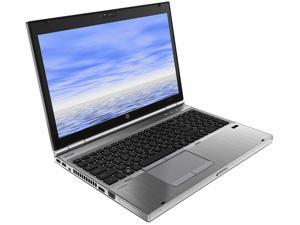 HP Laptop EliteBook 8570p Intel Core i5 3rd Gen 3320M (2.60 GHz) 8 GB Memory 320 GB HDD Windows 10 Pro