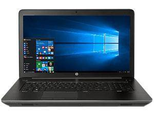 "HP Laptop ZBook 17 G3 Intel Core i7 6th Gen 6820HQ (2.70 GHz) 16 GB Memory 1 TB HDD NVIDIA Quadro M1000M 17.3"" Windows 10 Pro 64-Bit"