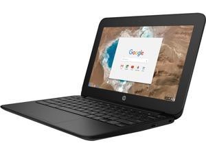 "HP 11 G5 EE (1BS77UT#ABA) Chromebook Intel Celeron N3060 (1.60 GHz) 4 GB Memory 32 GB eMMC SSD SSD 11.6"" Touchscreen Chrome OS"