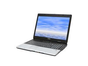 "EVEREX XT5000T 17.0"" Windows Vista Home Premium NoteBook"