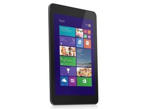 "Dell Venue 8 Pro 5855 Tablet Atom x5-Z8500 X4 1.44GHz 8"",Black (Certified Refurbished)"