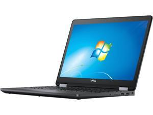 "Dell Latitude 15 5000 e5570 15.6"" Notebook - Intel Core i3 (6th Gen) i3-6100U Dual-core (2 Core) 2.30 GHz Windows 7 Professional"
