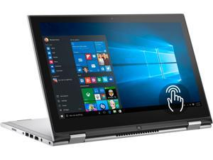 """DELL Inspiron 13 i7359-1952SLV 2-in-1 Convertible Laptop Intel Core i3 6100U (2.30 GHz) 4 GB Memory 1 TB HDD Intel HD Graphics 520 Shared memory 13.3"""" Touchscreen Windows 10 Home 64-Bit"""