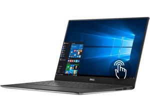 "DELL XPS XPS9350-5340SLV Laptop Intel Core i7 6500U (2.50 GHz) 256 GB SSD Intel HD Graphics 520 Shared memory 13.3"" Touchscreen Windows 10 Home 64-Bit"