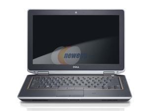 """DELL Latitude E6320 Intel Core i7-2640M 2.8GHz 13.3"""" Windows 7 Professional 64-Bit Notebook"""