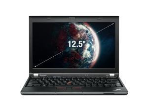 """ThinkPad X230 (232039U) Intel Core i7-3520M 2.9GHz 12.5"""" Windows 7 Professional 64-bit Notebook"""